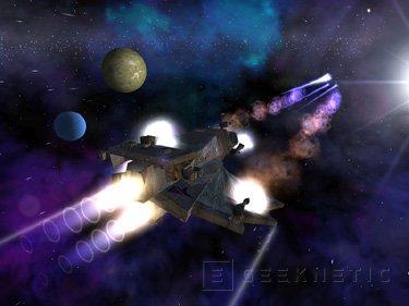 Microsoft Games nos trae un gran juego futurista: Freelancer, Imagen 3