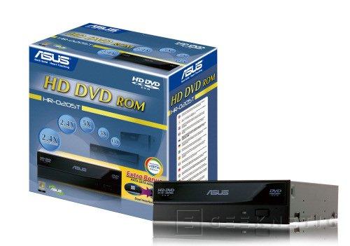 ASUS presenta su nuevo reproductor HD-DVD, Imagen 1