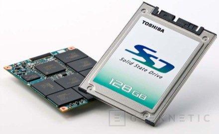 Toshiba se apunta a la revolución SSD, Imagen 1