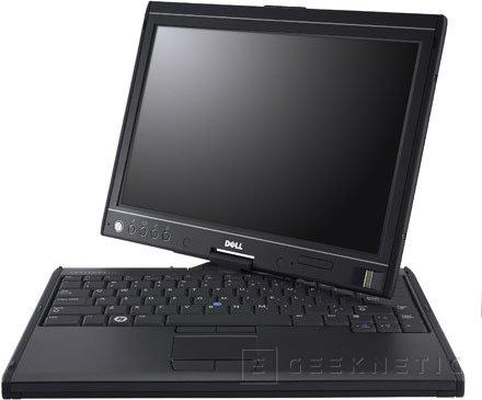 Dell comienza la venta de su primer Tablet PC, Imagen 1