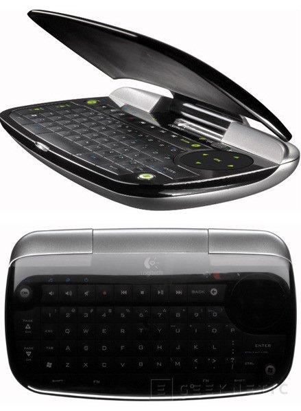 CES 2008: Logitech presenta el nuevo Dinovo Mini, Imagen 1