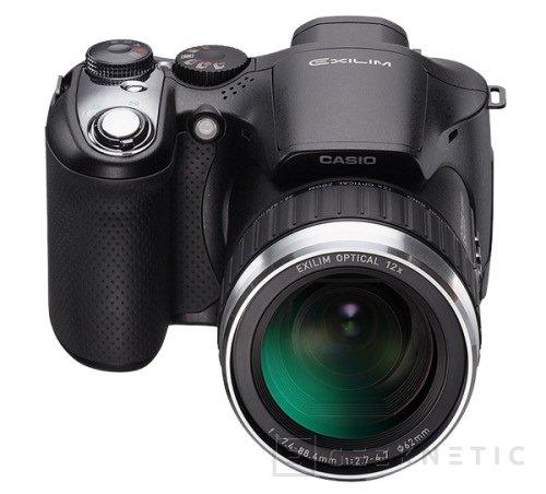 """CES 2008: Casio presenta la primera cámara """"superlenta"""" doméstica, Imagen 1"""