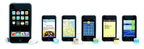 MacWorld 08: Apple aumenta la funcionalidad del iPod Touch, Imagen 1
