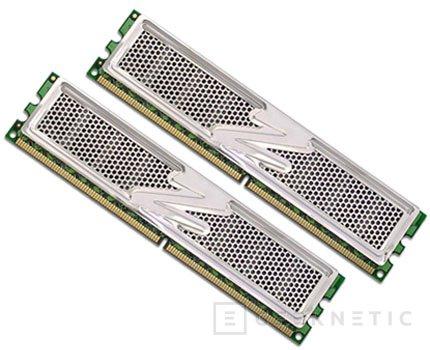 OCZ presenta un nuevo Kit DDR2-1000 de 4GB, Imagen 1