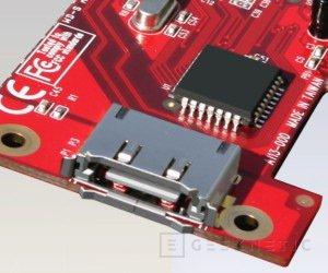 E-Sata alimentará dispositivos al estilo USB o Firewire, Imagen 1