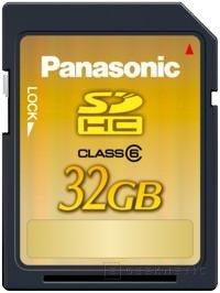32GB SDHC por 700$ de Panasonic, Imagen 1