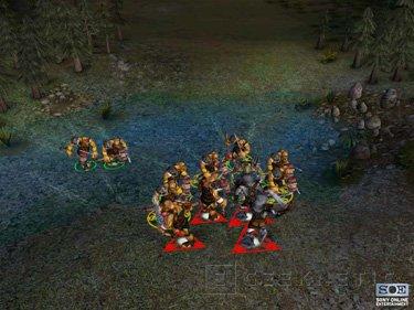 Evequest pronto como juego de estrategia, Imagen 1