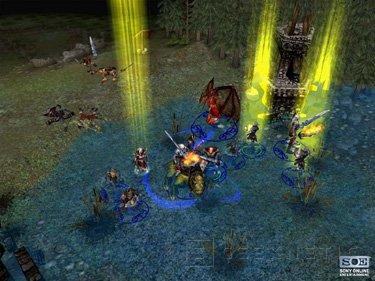 Evequest pronto como juego de estrategia, Imagen 2