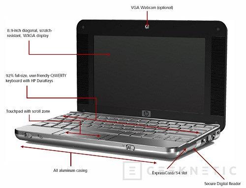 HP ya tiene listo su subnotebook: diseño y críticas a partes iguales, Imagen 1