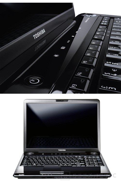 Toshiba nos presenta sus nuevas apuestas en materia de portátiles domésticos, Imagen 1