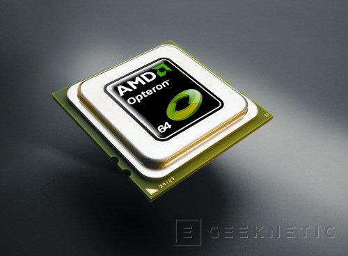 AMD lanza hoy nuevos procesadores Opteron de bajo consumo, Imagen 1
