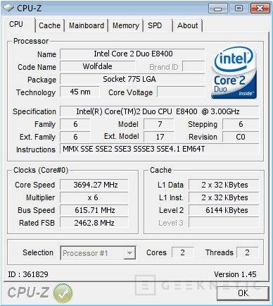 Corsair supera el record de frecuencia para memoria DDR3, Imagen 1