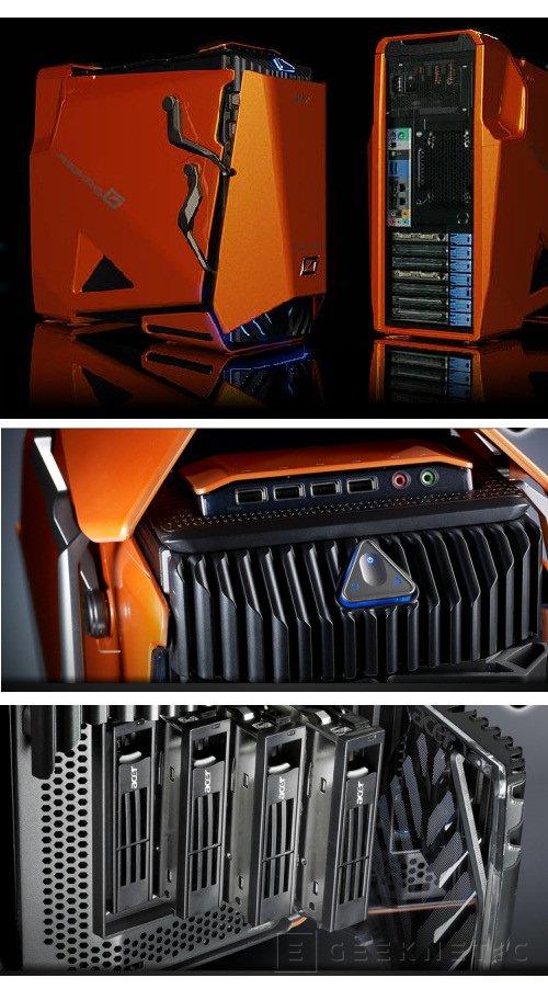 Acer desvela su nueva gama Predator en su página Web, Imagen 1