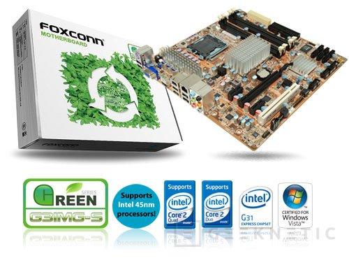 """Foxconn introduce su serie de placas base """"Verdes"""", Imagen 1"""