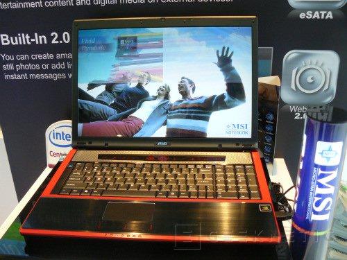 Computex 2008: Novedades de MSI, Imagen 2