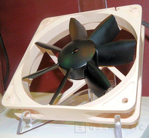Computex 2008: Novedades Noctua, Imagen 3