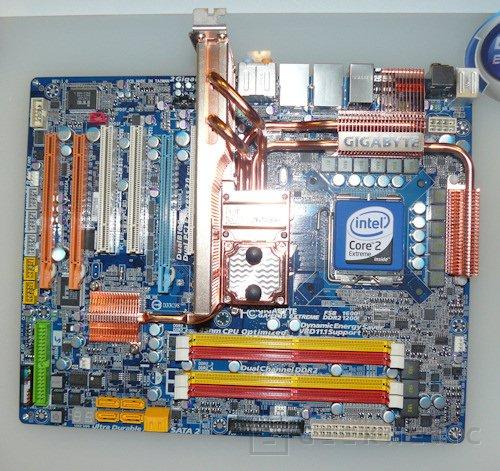 Computex 2008:Gigabyte sigue apostando por los overclockers, Imagen 2