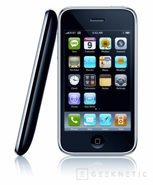 Apple nos aburre durante dos horas para presentar el iPhone 3G, Imagen 1