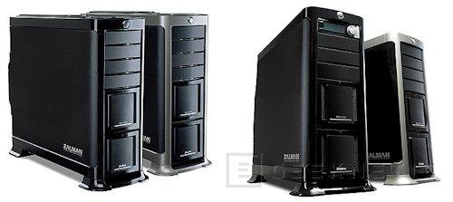 Computex 2008: Interesantes novedades en cajas Zalman, Imagen 2