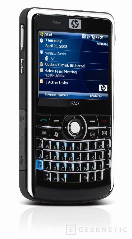 HP presenta la nueva iPaq 914, Imagen 1