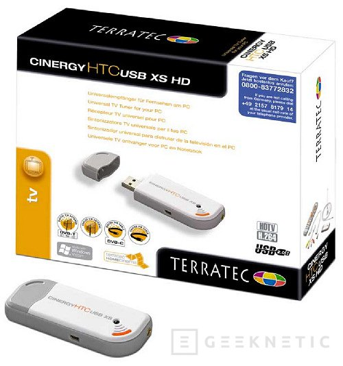 Terratec sorprende con nueva sintonizadora súper-hibrida, Imagen 1