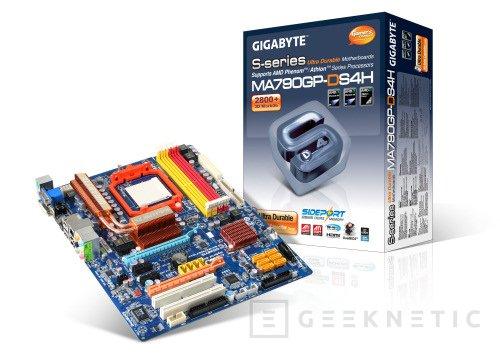 Gigabyte se adelanta con el nuevo 790GX de AMD, Imagen 1