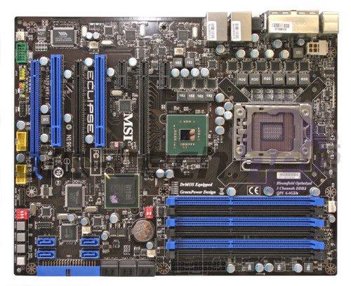 No tenemos Core i7 pero ya tenemos placas, Imagen 1