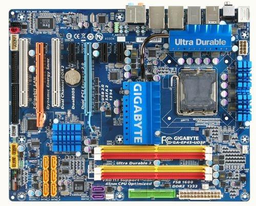 """Gigabyte introduce el """"ultradurable 3"""" en sus nuevas placas P45, Imagen 2"""