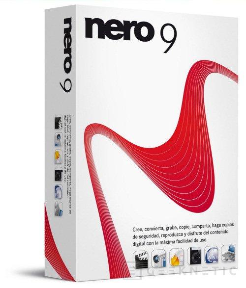 Nero lanza hoy tres nuevos productos, Imagen 1