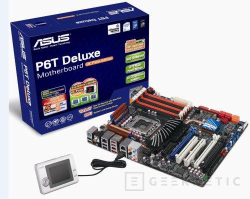 ASUS presentó oficialmente la P6T, Imagen 1