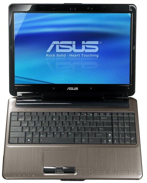 ASUS presenta la serie N en España, Imagen 2