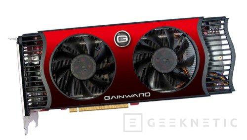 Gainward presenta la primera 4870X2 de diseño propio, Imagen 1