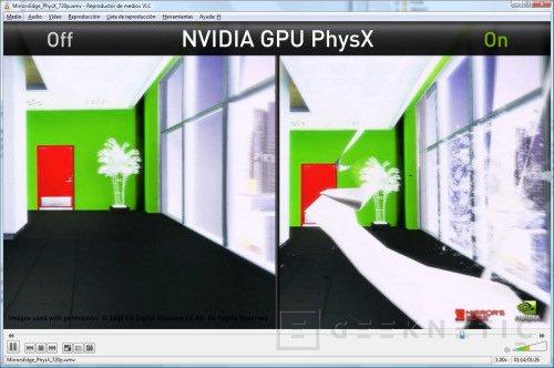 Nvidia lanza una nueva ofensiva PhysX, Imagen 1