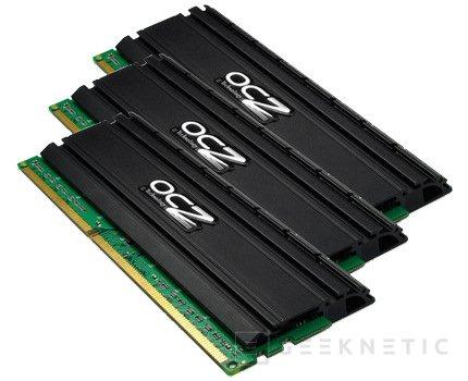 OCZ acerca los 2GHz a las memorias de bajo voltaje, Imagen 1