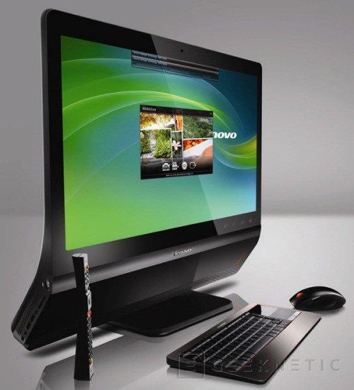 Lenovo sorprende con el nuevo AIO Idea Center A600, Imagen 1