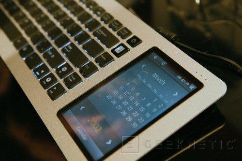 CES 2009: ASUS mete un PC completo en un teclado incluida una pantalla táctil, Imagen 2