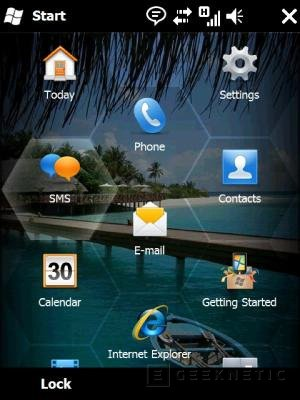 Steve Ballmer presentó hoy en Barcelona el Windows Mobile 6.5, Imagen 1