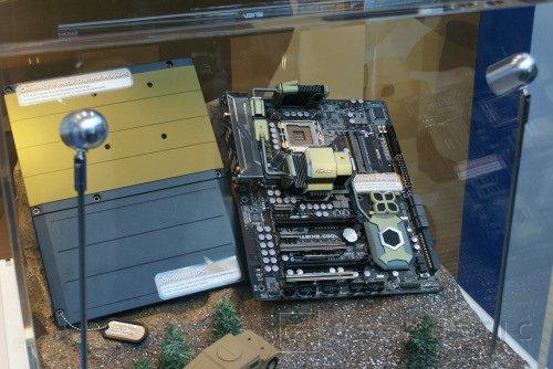 Cebit 2009: ASUS presenta nuevo concepto en placas base, Imagen 1