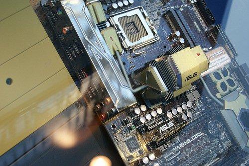 Cebit 2009: ASUS presenta nuevo concepto en placas base, Imagen 2