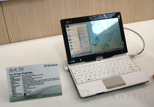 Cebit 2009: Los Eee PC Touch grandes protagonistas, Imagen 1