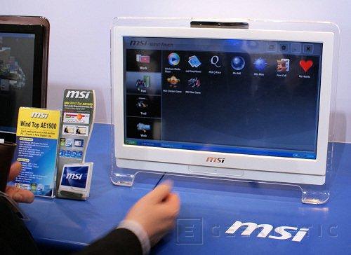 Cebit 2009: MSI introduce los nuevos NetOn AP1900, Imagen 2