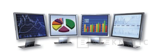 Nueva tarjeta profesional para entornos de múltiples pantallas de ATI, Imagen 1