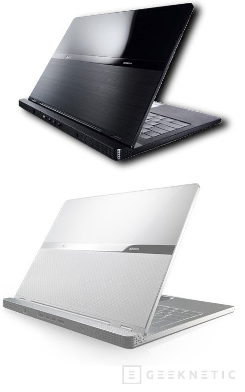 Dell Adamo. La competencia del MacBook Air se queda a medio camino, Imagen 1