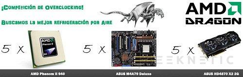 Hispazone y AMD inician un nuevo concurso de Overclocking, Imagen 1