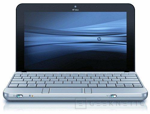 HP hace oficial el Mininote 2140 en España, Imagen 1