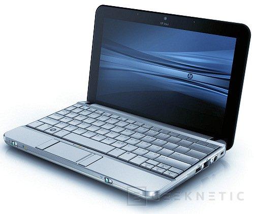 HP hace oficial el Mininote 2140 en España, Imagen 2