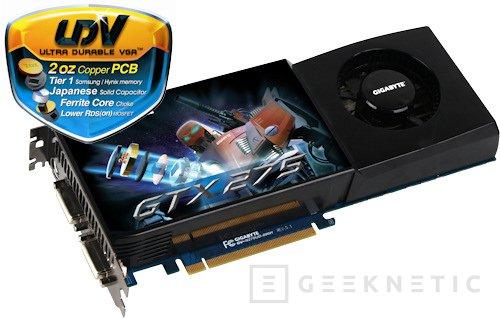 Gigabyte presenta sus Geforce GTX 275 con Ultra Durable VGA, Imagen 1