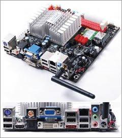 Zotac añade Ion a su portfolio de placas Mini-ITX, Imagen 1