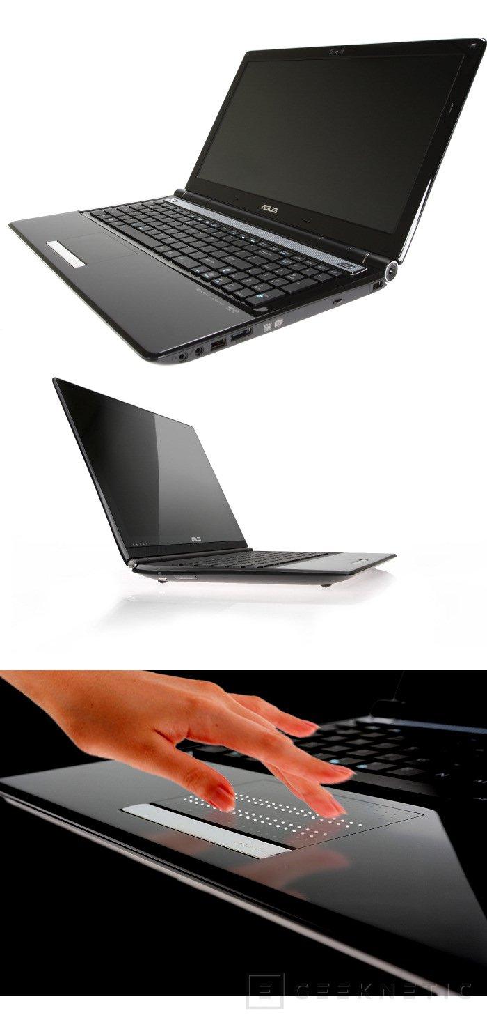 ASUS presenta la nueva serie U con nuevos diseños y precios populares, Imagen 1