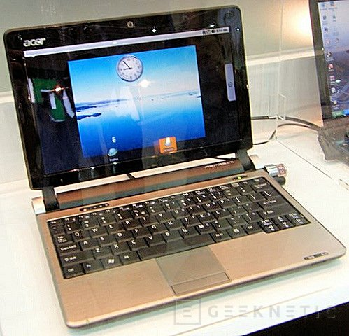 Acer no se la juega a una sola carta, Imagen 1